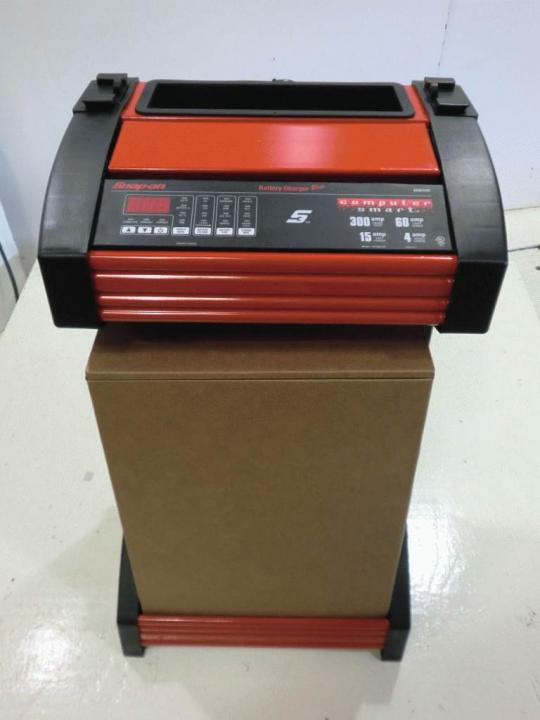 Snap On Battery Charger Plus Eebc500 New