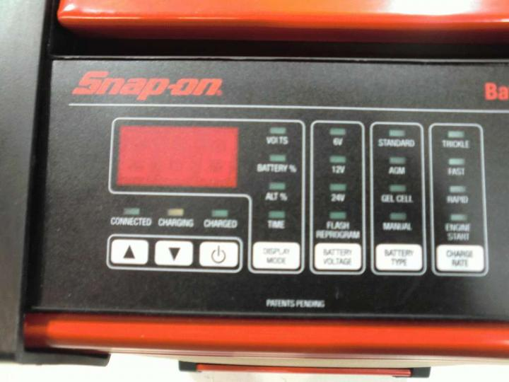 Snap On Battery Charger Plus Eebc500 Car Battery Charger