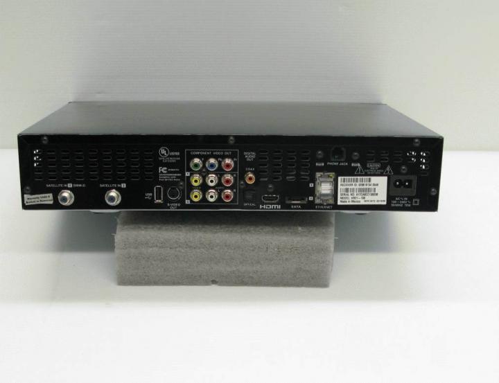 Details about Direct Tv HDDVR HR22-100 Receiver